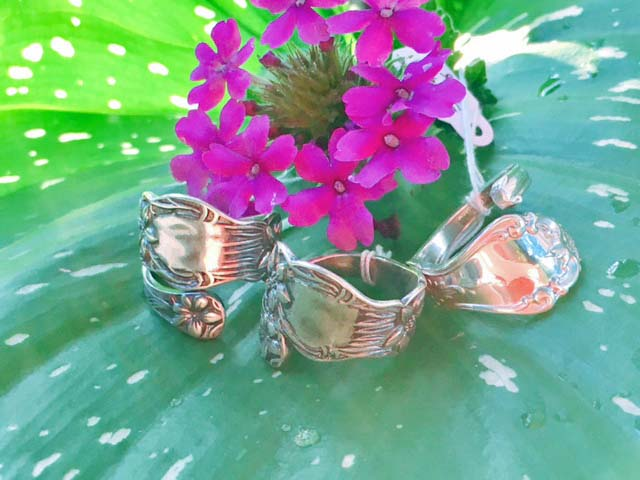 Silver Jewelry Nashville You'll Want To Check Out Our Large Selection  Of Beautiful Sterling Silver Spoon Rings.